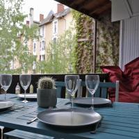 HomeBuddy' - La Terrasse Carnot, in Annecy downtown