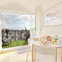 Panoramic Penthouse Apartment - Brighton & Hove Sea and City views