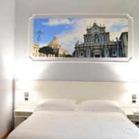 Hotel Centrum, hotel en Catania