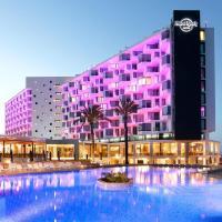 Hard Rock Hotel Ibiza, hotel in Playa d'en Bossa