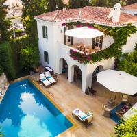 Villa Utopia with Private Pool in Spetses