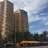 Apartamento en Atacames con vista al mar
