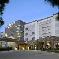 Courtyard by Marriott Houston Intercontinental Airport, hotel in Houston