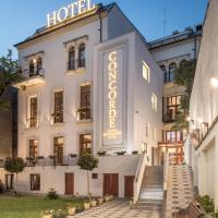 Concorde Old Bucharest Hotel, hotel in Bucharest