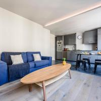 Refurbished Flat in rue Cardinet, Sleeps 4 by GuestReady