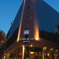 Rosslyn Thracia Hotel Sofia: Sofya'da bir otel