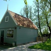 Quaint Holiday Home in Amsterdam near Lake