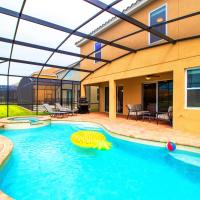 ACO Golden Palms Resort 7 Bedroom Vacation Home with Pool (1728)