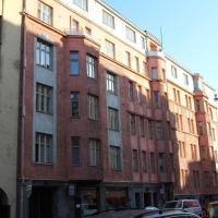 One-bedroom apartment near Helsinki city center - Cygnaeuksenkatu 5