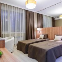 Эко Апарт Отель Астана
