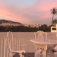 Athens Park Penthouse, Panoramic City View