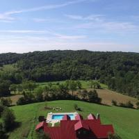 Big Sky Lodge - Hocking Hills Home