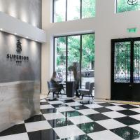 Superior One Boutique Hotel, hotel in Thessaloniki