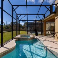 6BD Cozy House with Private Pool and Spa, Near Disney - 2618
