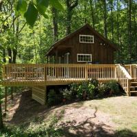 Tiny House by the River built by Tiny House Nation Show