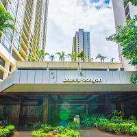 Waikiki Banyan 3411 Ocean View - FREE PARKING