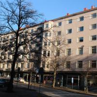 Studio apartment in Lahti - Rautatienkatu 3