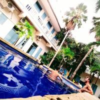 Media Luna Hostel Cartagena