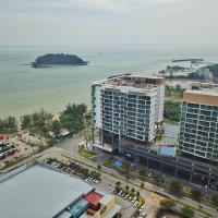 D'Wharf Hotel & Serviced Residence, hotel in Port Dickson