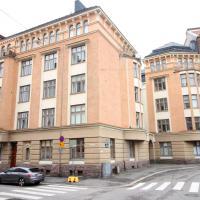 One bedroom apartment in Helsinki, Nervanderinkatu 8 (ID 11167)
