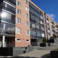 Pleasant studio apartment for two in walking distance of downtown Lahti. (ID 2366)