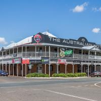 The Australian Hotel Murgon, готель у місті Murgon