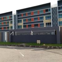 Cozy Budget Homestay @ Cyber City Apartment 2