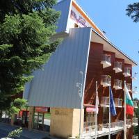 Dafovska Hotel: Pamporovo'da bir otel