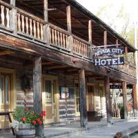 Nevada City Cabins