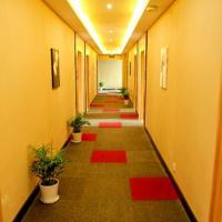 Thank Inn Chain Hotel Jiangsu Wuxi Binhu District Taihu Meiyuan
