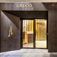 Grecorooms, hotel in Toledo
