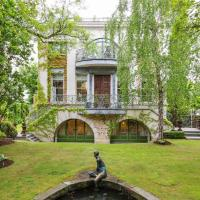 The Magical Embassy Villa