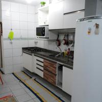 Casa 2 Quartos Mobiliada Cambeba - Com Garagem