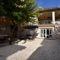 Antique Mansion in Provaglio d'Iseo with Courtyard