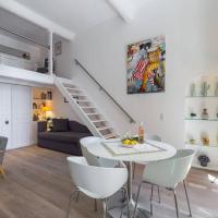 BARILLERIE - Loft Moderne, Face Mer, Vieux-Nice.