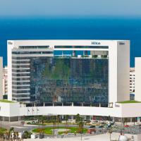 Hilton Tanger City Center Hotel & Residences, hotel en Tánger