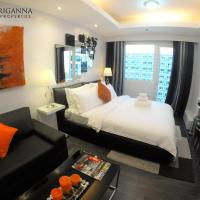 Riganna Two @ Shell Residences - near Airport, MOA