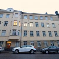 Stylish studio apartment in Kallio, Helsinki - Alppikatu 20