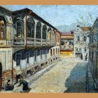 My old Tbilisi