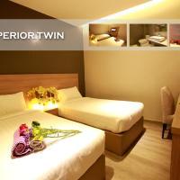 호텔 99 차이나타운 쿠알라룸푸르