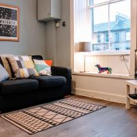 1 Bedroom Apartment in Edinburgh's New Town Sleeps 2
