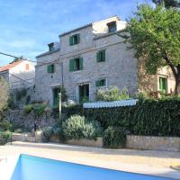 Family friendly house with a swimming pool Talez (Vis) - 8850
