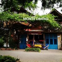 hostal monte libano
