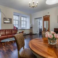 Apartment on Admiralteyskaya 6