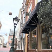 Viesnīca ExLibris Boutique Hotel pilsētā Leidene