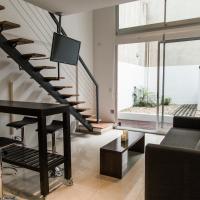 Increíble Loft con patio privado en lo mejor de Palermo