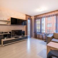 Luxury One Bedroom Suite, Doorman, Limited Access, Lozenec Area