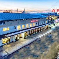 Hotel Wironia, hotell sihtkohas Jõhvi