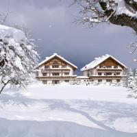 appartementen Haus Bergblick