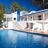 VILLA CAN HERMANOS: Wifi gratis, piscina privada y vistas al mar